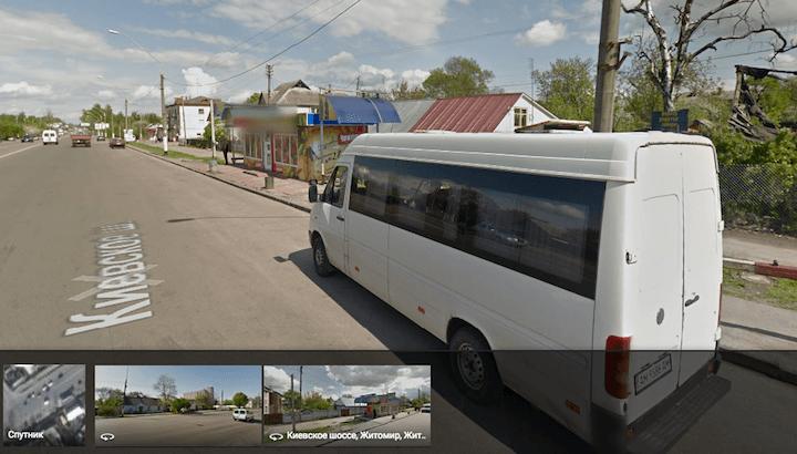Из Житомира в Киев автостопом: как добраться до Житомира