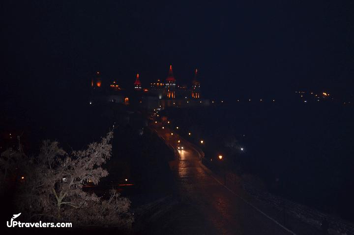 Прогулки ночью в Каменец-Подольский