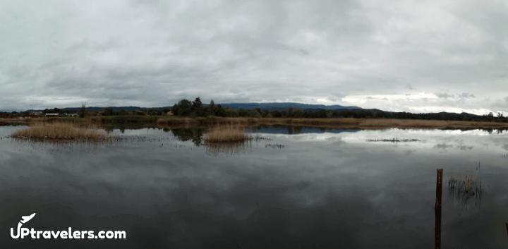 Соленые озера Солотвино