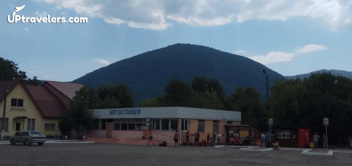 Недельное путешествие по Закарпатью (Часть #0. Киев-Тячево)