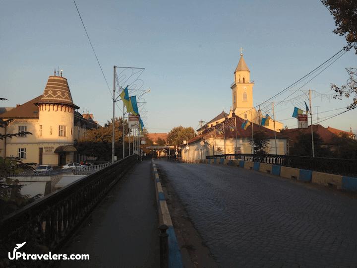 Недельное путешествие по Закарпатью (Часть #2. Берегово)