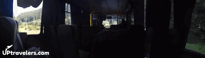 Как добраться до Синевира