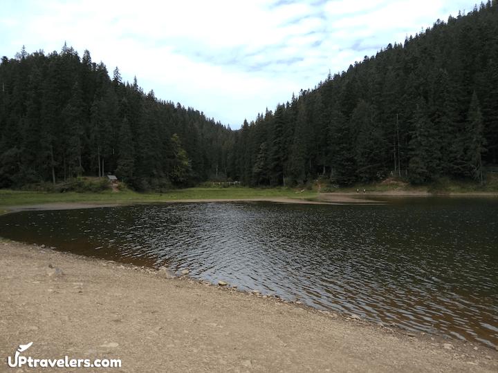 Синевир озеро