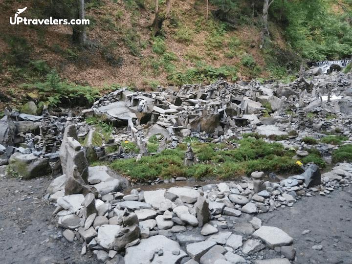 Как добраться до водопада Шипот