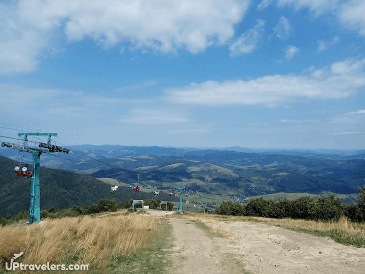 Гора Гемба в селе Пилипец (фото)