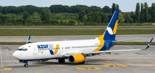 Авиакомпания Azur Air Ukraine выполнила первый полет из Харькова в Барселону