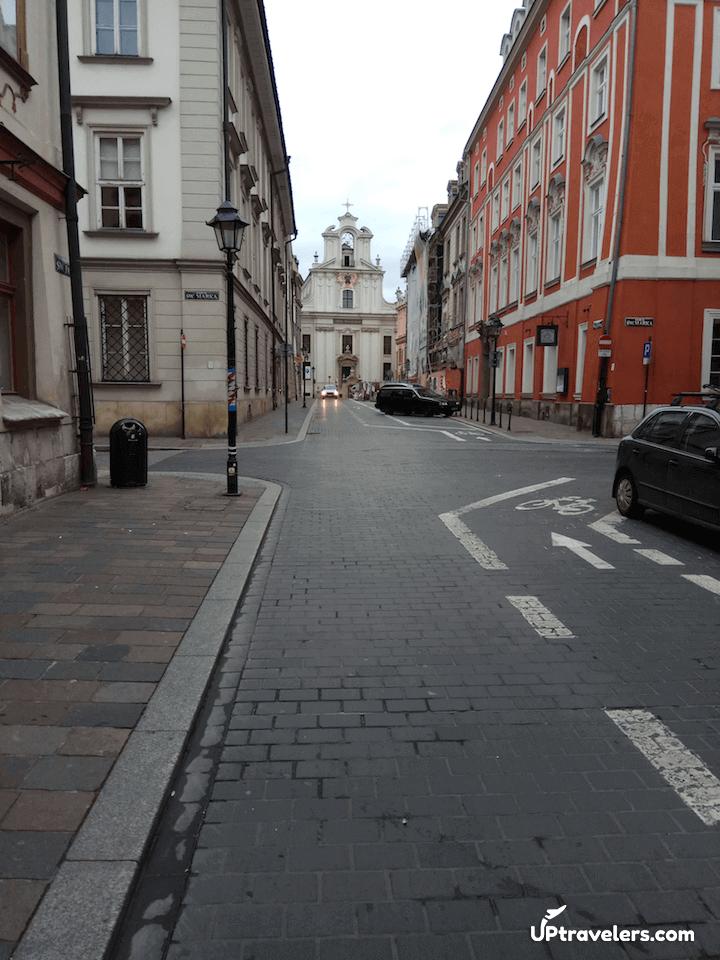 Краков: улицы старого города