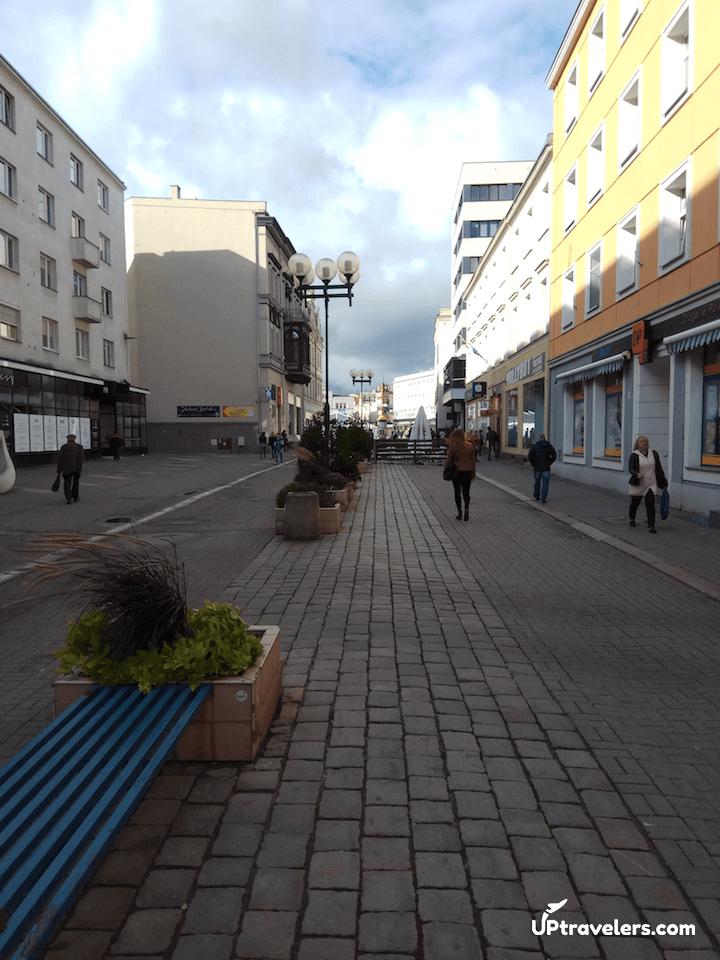 Центр города Ополе