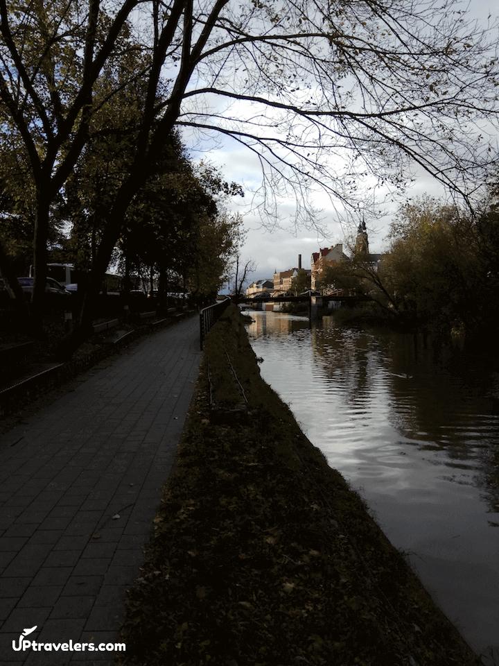 Опольская Венеция