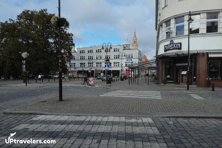 Питание в Ополе: Manekin Opole и другие кафешки