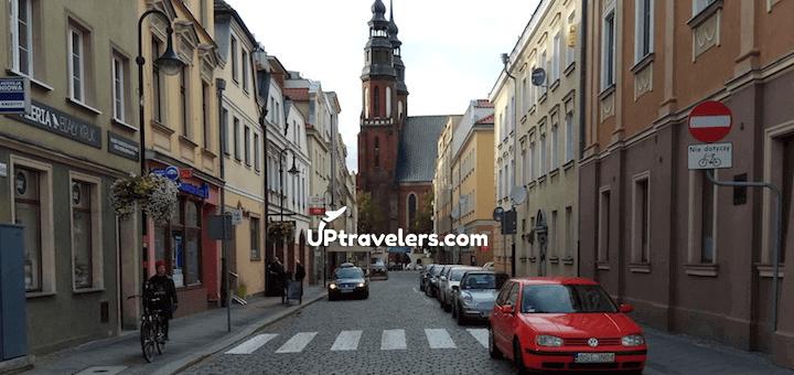 Город Ополе - 2017: достопримечательности