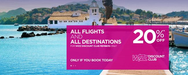 Как дешево путешествовать с WizzAir