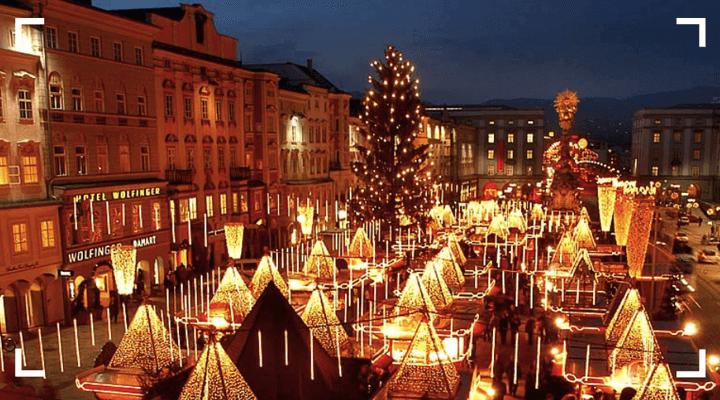 Новый год 2019 в Ужгороде