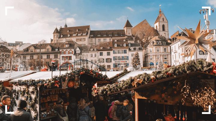 Куда пойти на Рождество в Берне