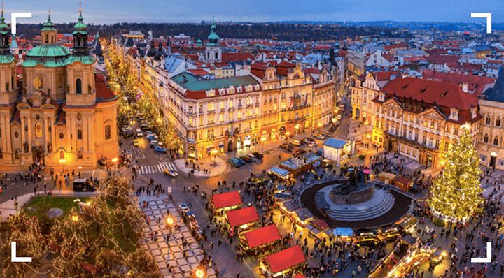Рождественские каникулы в Зальцбурге